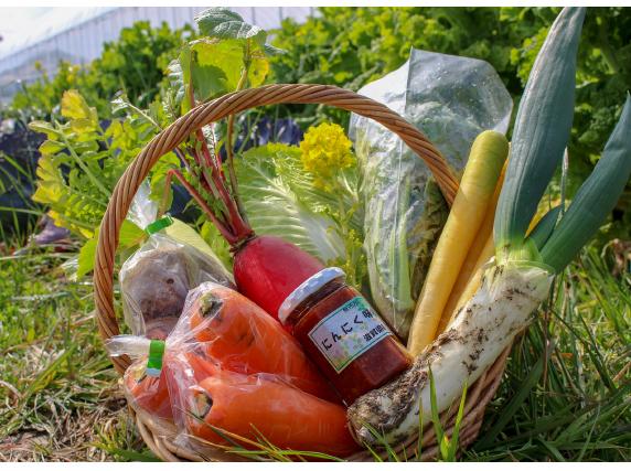 自分の好みに合った農家さんの野菜ボックスを選ぶことができます
